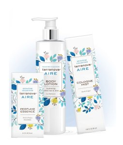 Terranova Aire Fragrance Collection