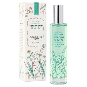 Rain Cologne Mist--A fresh, clean floral scent beloved by all.