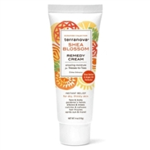 Terranova Remedy Creams Provide Non-Greasy Moisture
