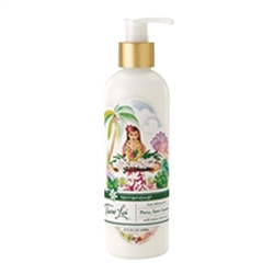 Terranova Tiare Lei Lotion, infused with coconut oil, provides long lasting moisture.