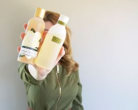 """Terranova's Hydrating Body Wash in Gardenia is light, sweet and creamy. It also has the most subtle notes of lemongrass and gingko, and lathers like a pro. """