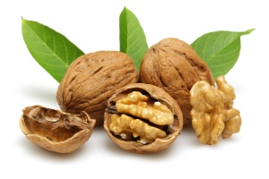 Nourishing fats in walnuts help skin absorb moisture from the air, soothing dry winter skin.