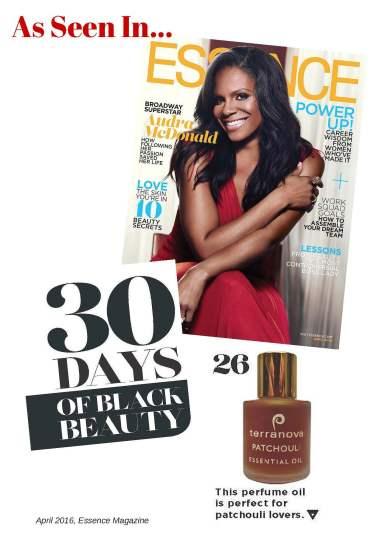 Essence Magazine 2016
