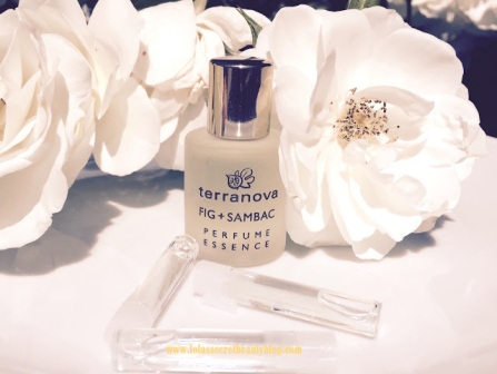 Terra Nova Fig + Sambac Perfume Essence 4